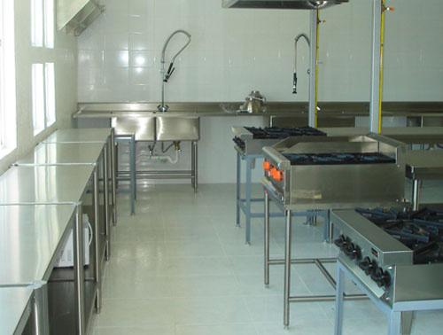 Fotos de cocina industrial doble horno parrilla ba o maria - Diseno cocina industrial ...